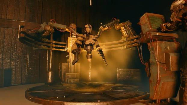 Fallout 4 Ada Dreamscene