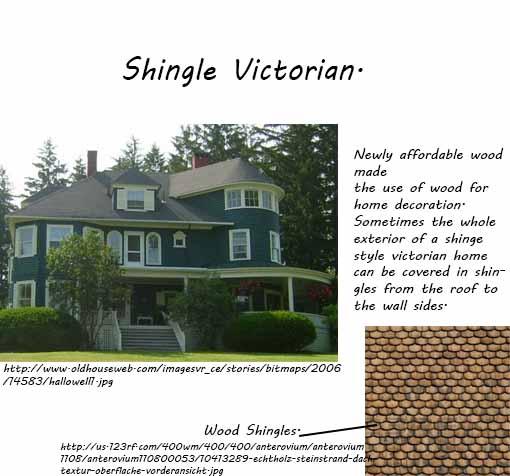 Shingle Victorian House Sheet by Demon-Shadow-Wolf
