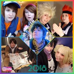 2018 cosplays