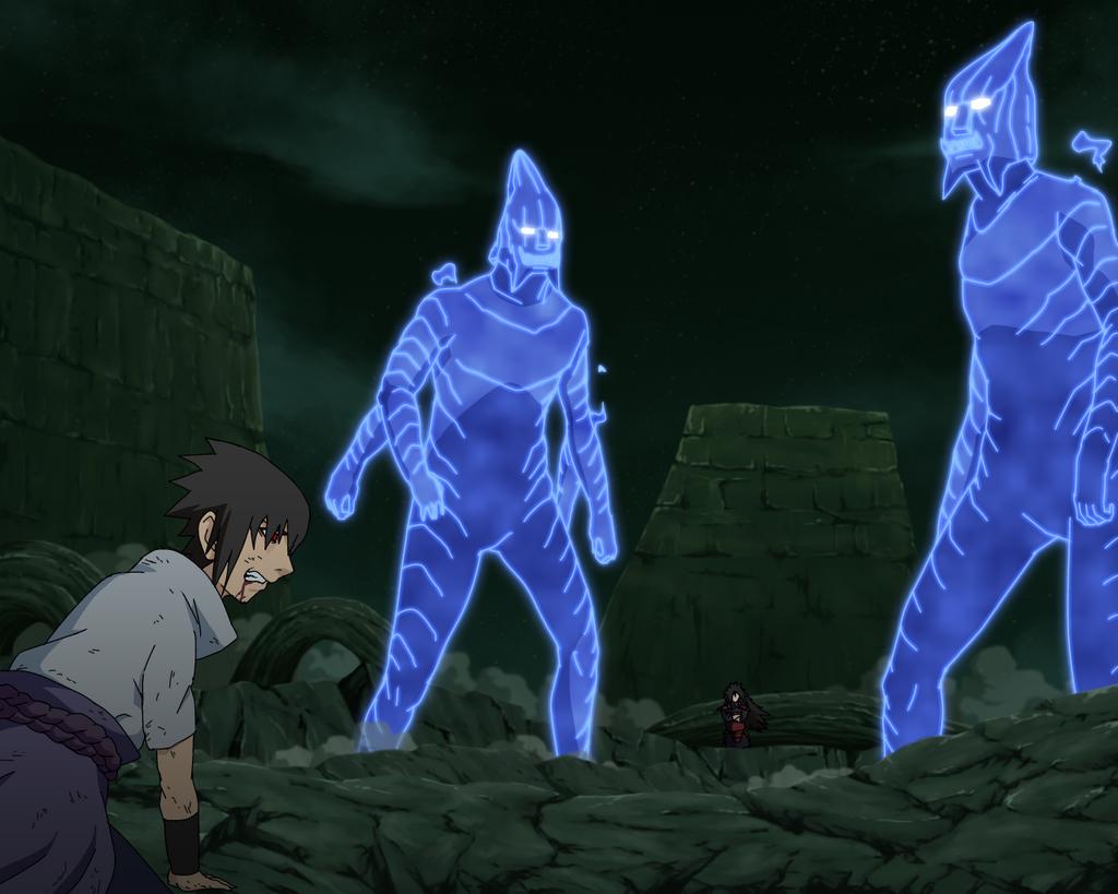 uchiha madara vs sasuke - photo #15