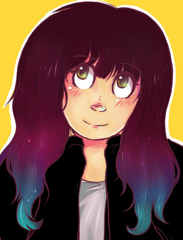 New hair~ by oreokeki