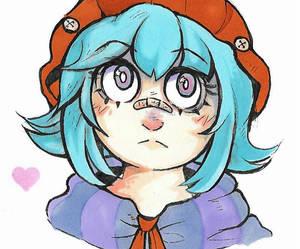 pouty-chan