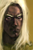 Drizzt by paradanmellow