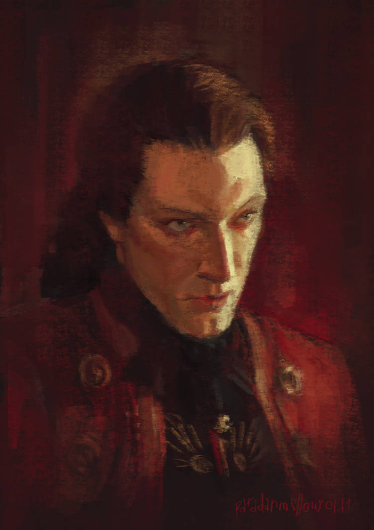 Vincent Cassel in Wolf Brotherhood by paradanmellow