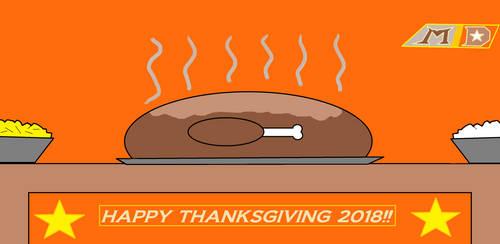 Thanksgiving Turkey by multidude233