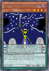 Key Master Phantom Hero by multidude233