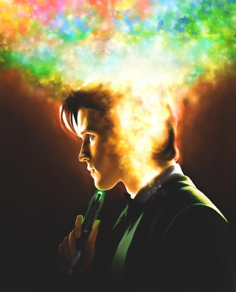 The mind of the Doctor by Szikee
