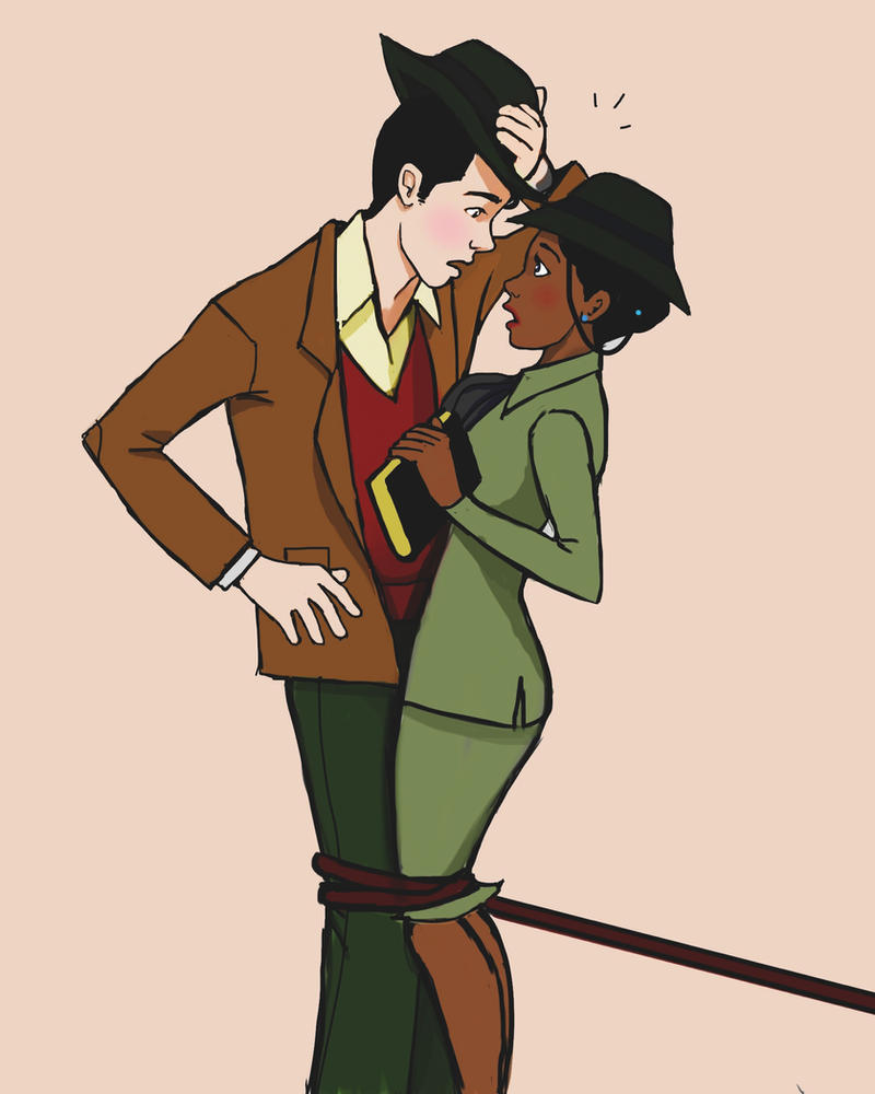 Zutara Week: Happenstance by Szikee