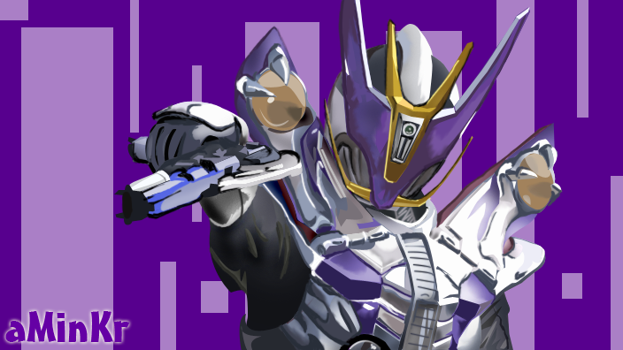 Den-O Gun Form Vector by aminkr on DeviantArt
