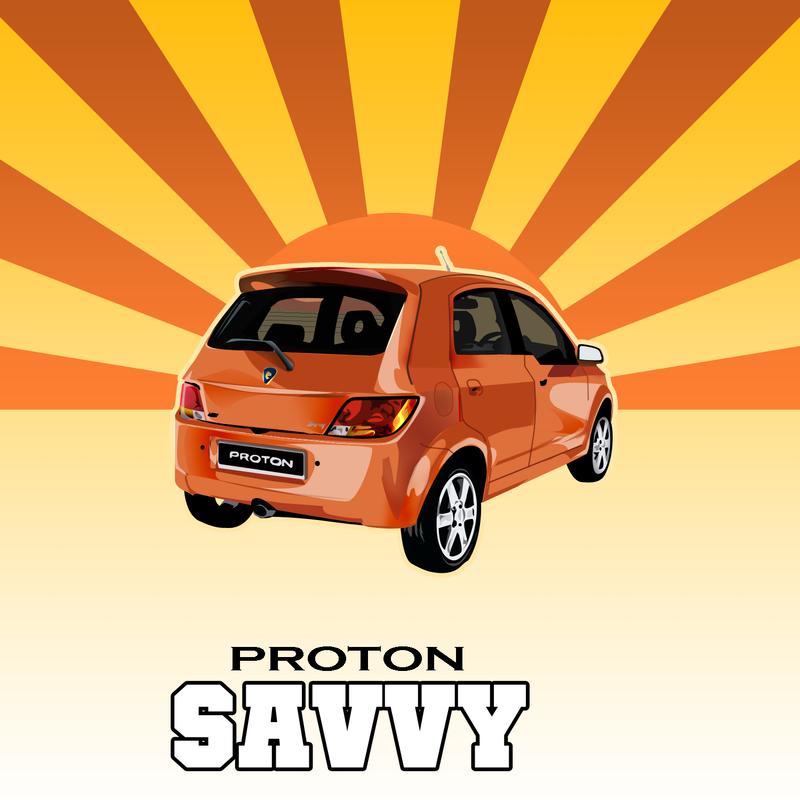 Proton Car Wallpaper: 2005 By Aminkr On DeviantArt