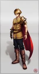 Prince Ulric by aminkr