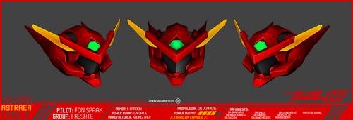 GNY-001F Astraea Type-F by aminkr