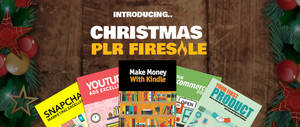 CHRISTMAS PLR FIRESALE Review-$24,700 BONUS  DISC