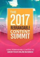 Rebrandable Content Summit 2017 Review and (MASSIV by gegidugo