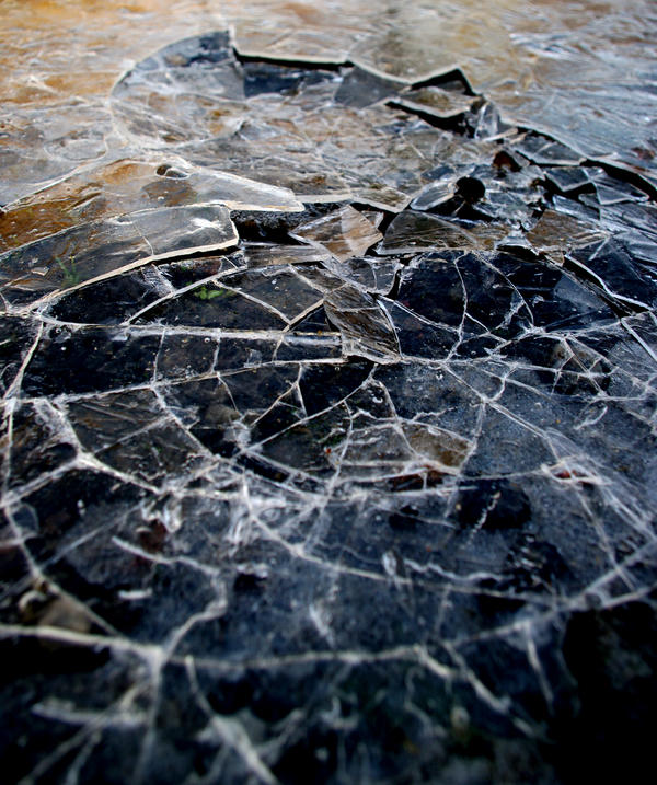 cracks by InanimateSickBoy