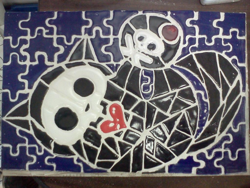 Kit Ceramic Mosaic by Muse-4-Life