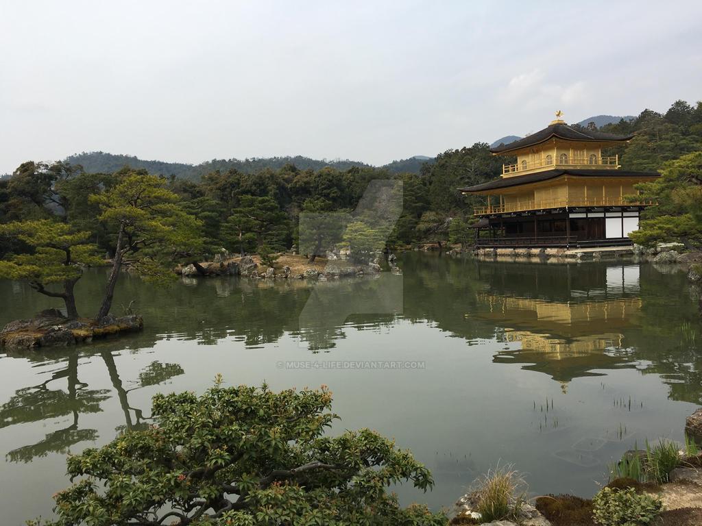 Kinkaku-ji by Muse-4-Life