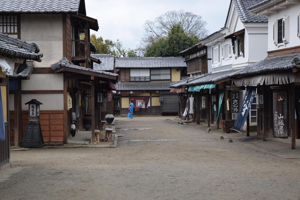 Edo Japan by Muse-4-Life