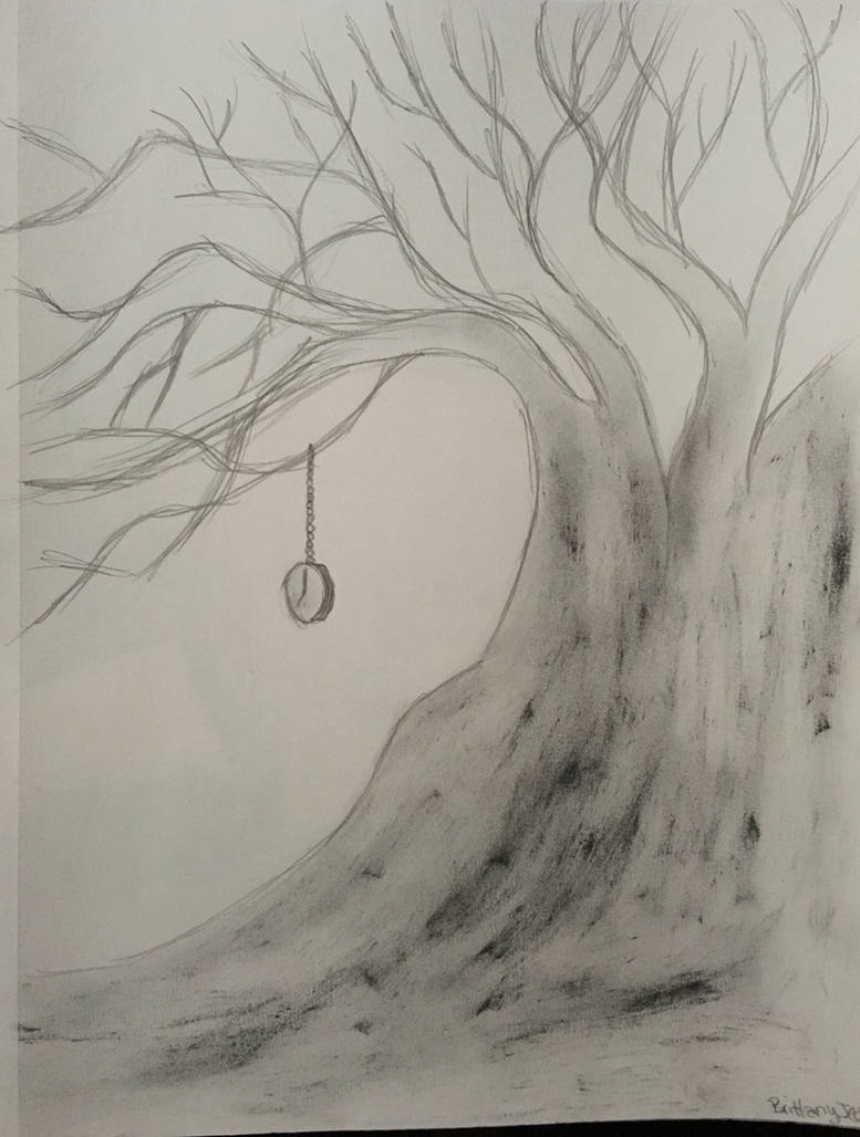 Time Tree Doodle by Muse-4-Life