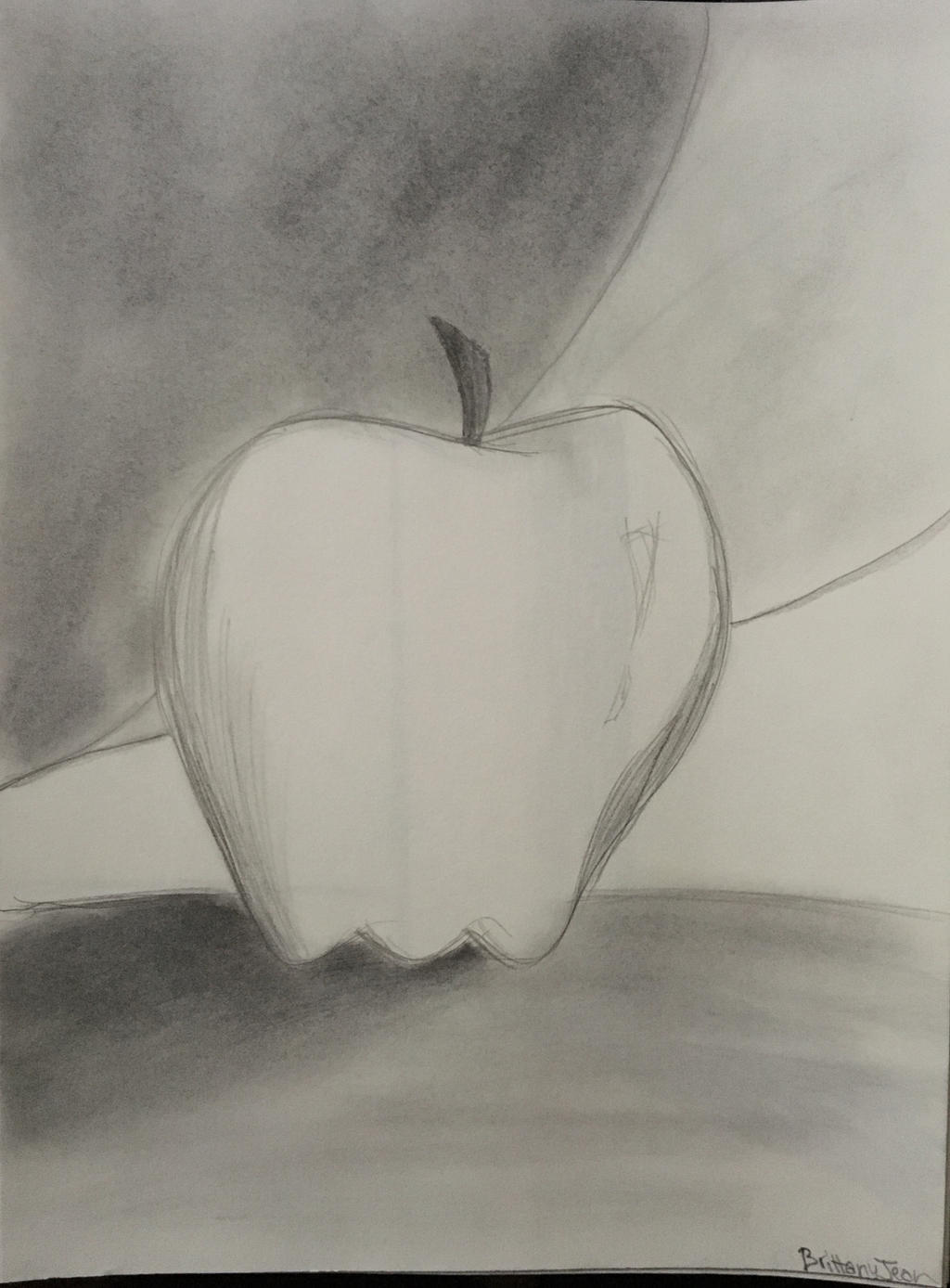 Apple Doodle by Muse-4-Life