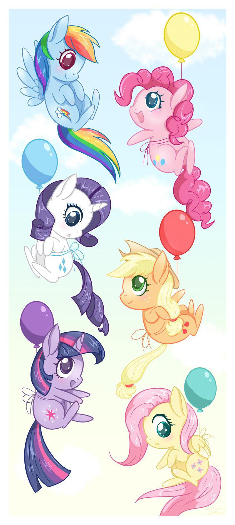 My Little Pony Rainbow Dash And Applejack Love  Applejack