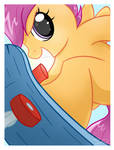 Scootaloo's Scooter