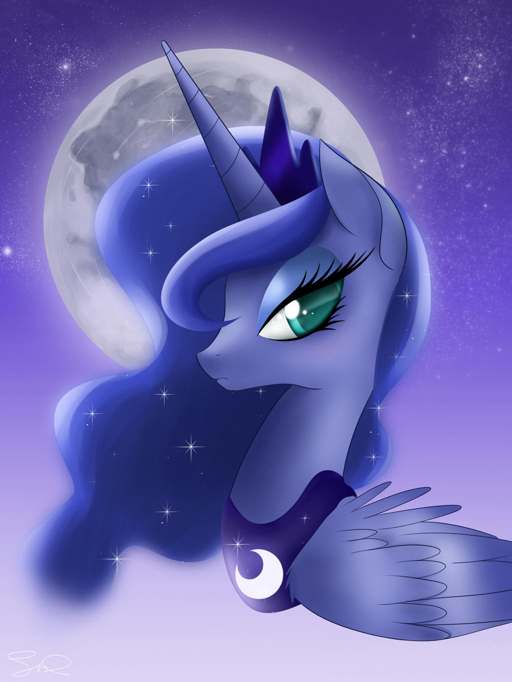 Luna by steffy-beff