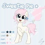 SOLD: Earth Pony Adoptable - Sweetie Pie