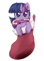 Twilight Stocking Stuffer by steffy-beff