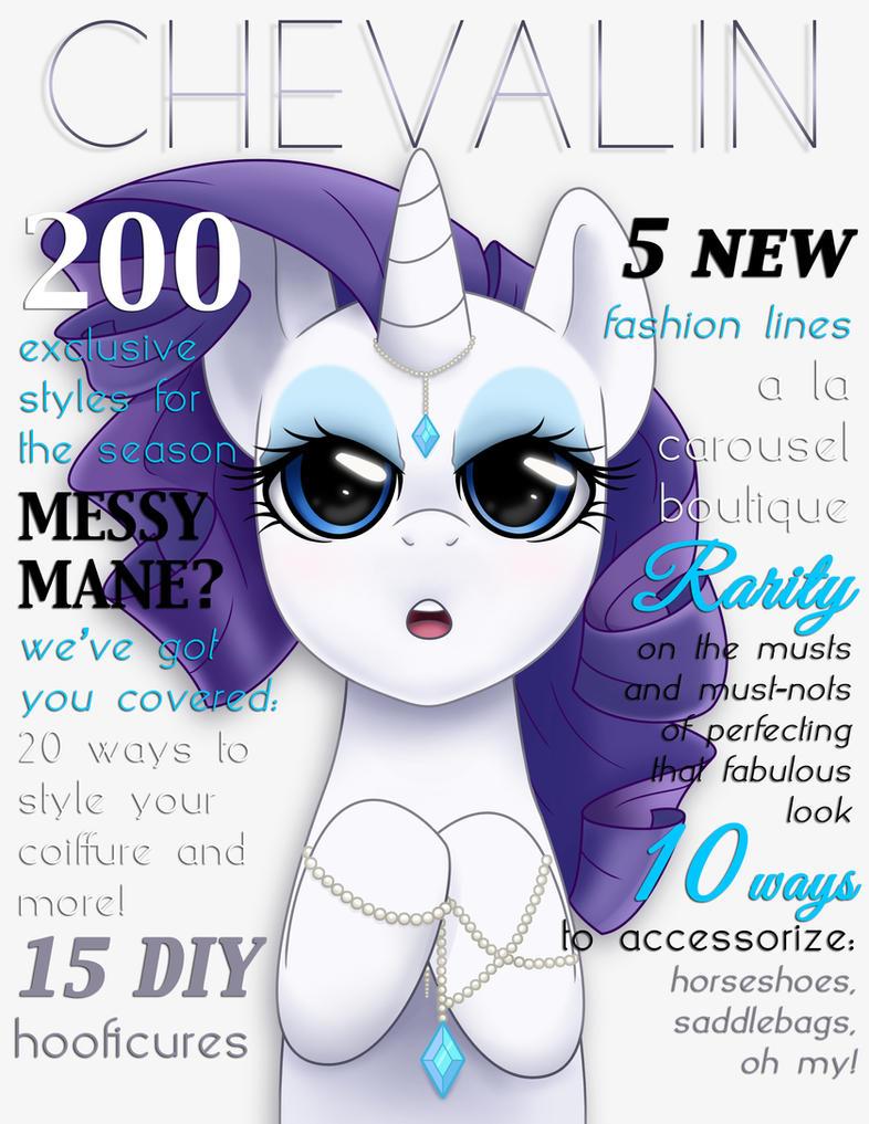 Chevalin Magazine by steffy-beff