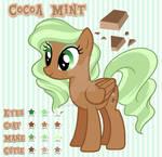 Cocoa Mint Color Guide
