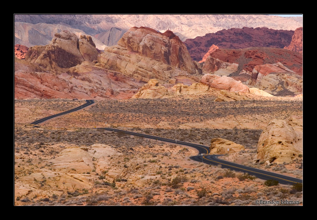Valley of Fire by donian-photo