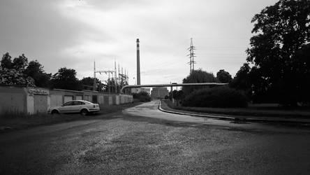 Industrial Zone by kraah4