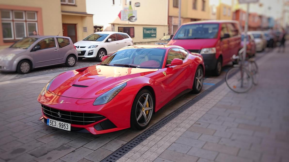 Ferrari F12 Berlinetta by kraah4