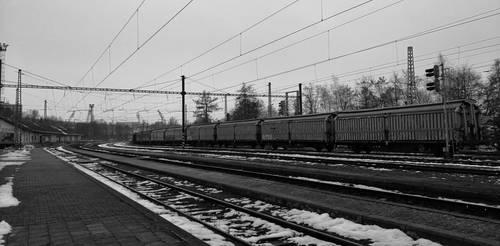 Jihlava main station by kraah4