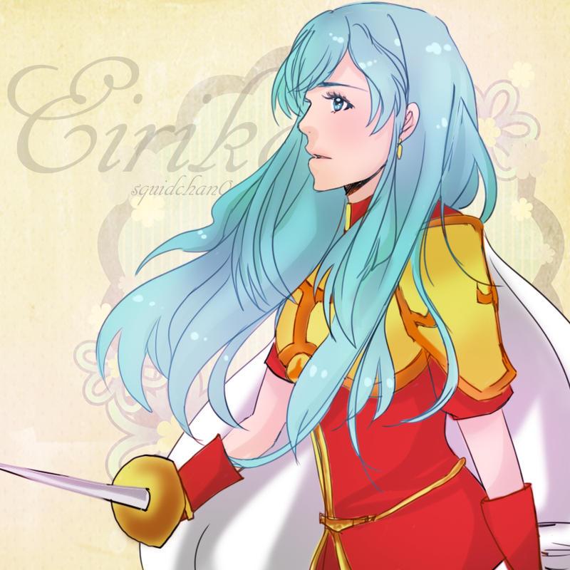 Eirika by Liliaje