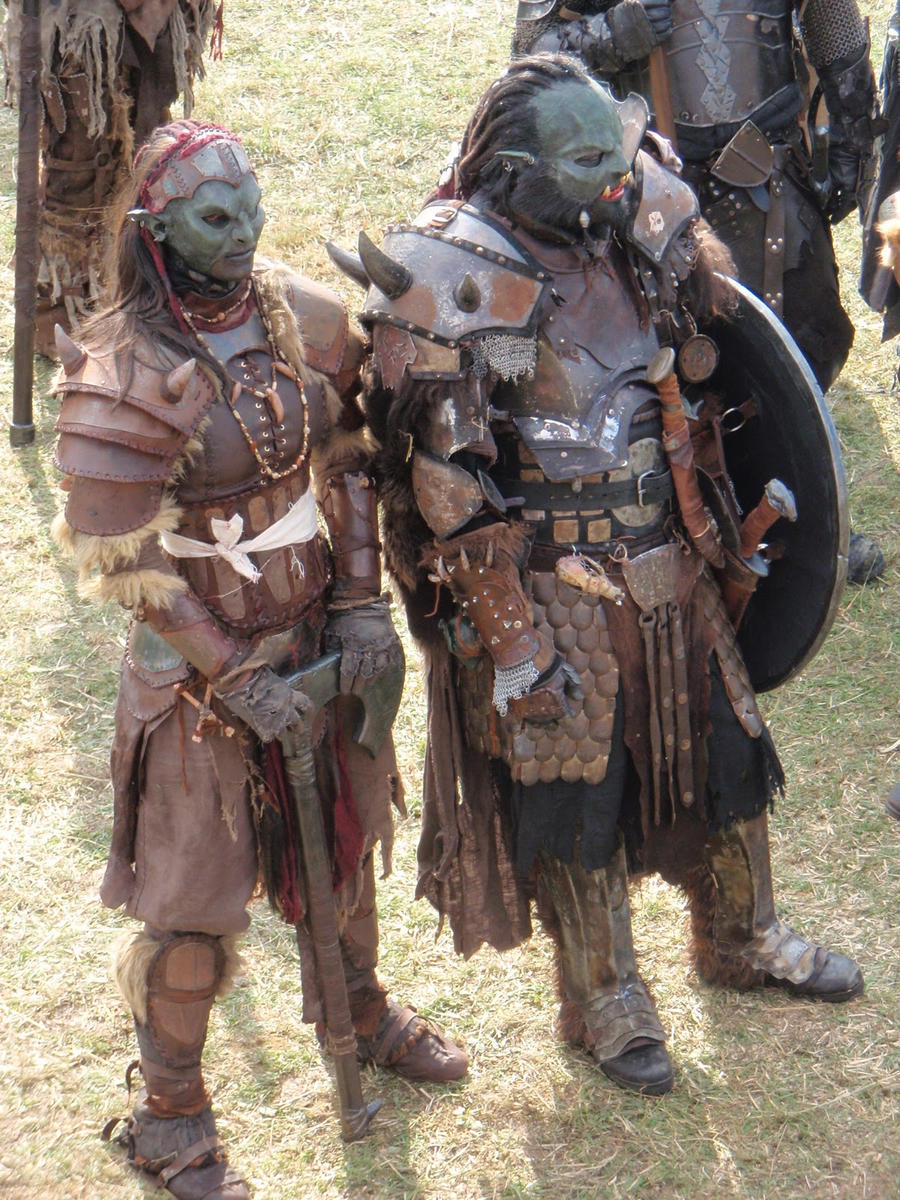 Orc Lotr Costume Cosplay Ideas o...