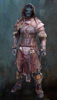 Female Orcwarrior