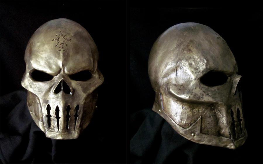 Chaos helmet by BloodworxSander