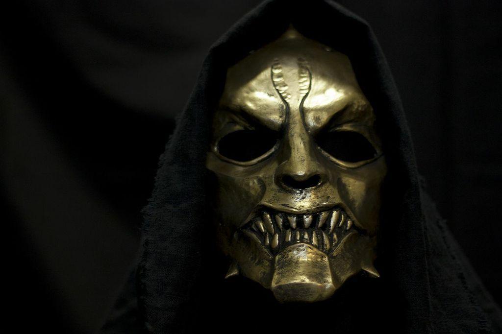 Chaosmask by BloodworxSander