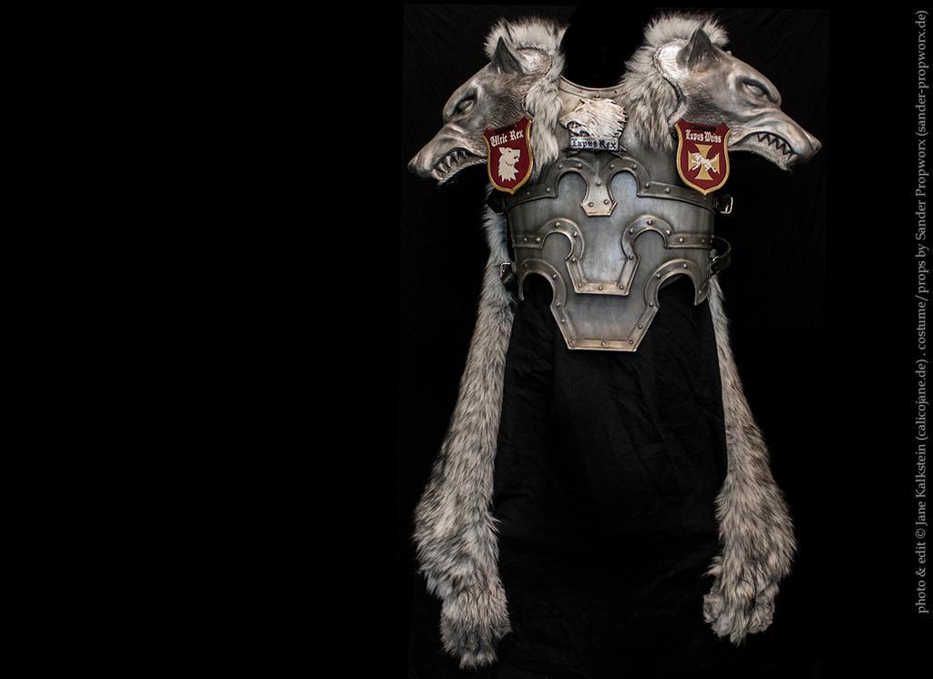 Knight of the White Wolf -Warhammer by BloodworxSander