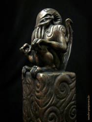 Cthulhu idol 3
