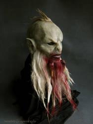 Orc berserker mask