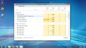 New Windows task manager Win 8