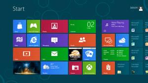 Windows 8 Consumer Preview - Start Metro Interface