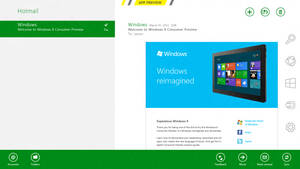 Windows 8 Consumer Preview - Windows Mail