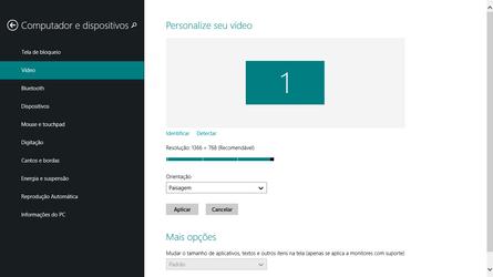 Windows 8.1 RTM 9600 - Screen Resolution