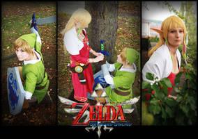 Legend of Zelda Skyward Sword by KuraiOfAnagura
