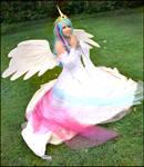 MlP FiM: Princess Celestia Cosplay