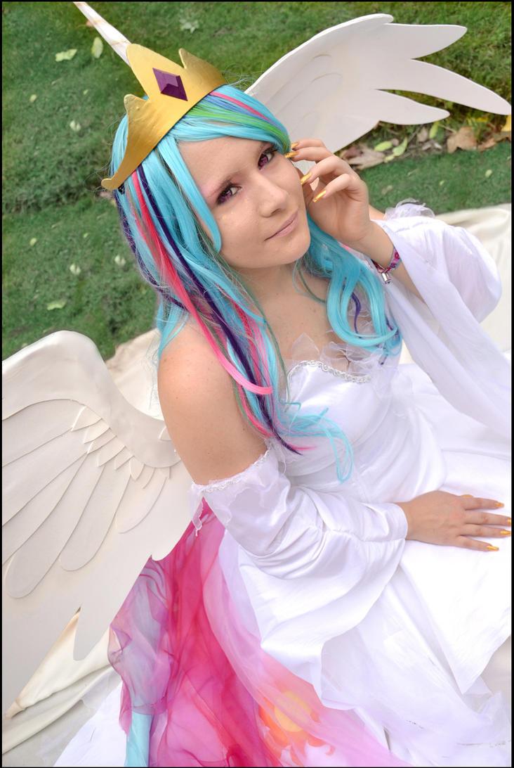 MlP FiM: Princess of the Sun by KuraiOfAnagura